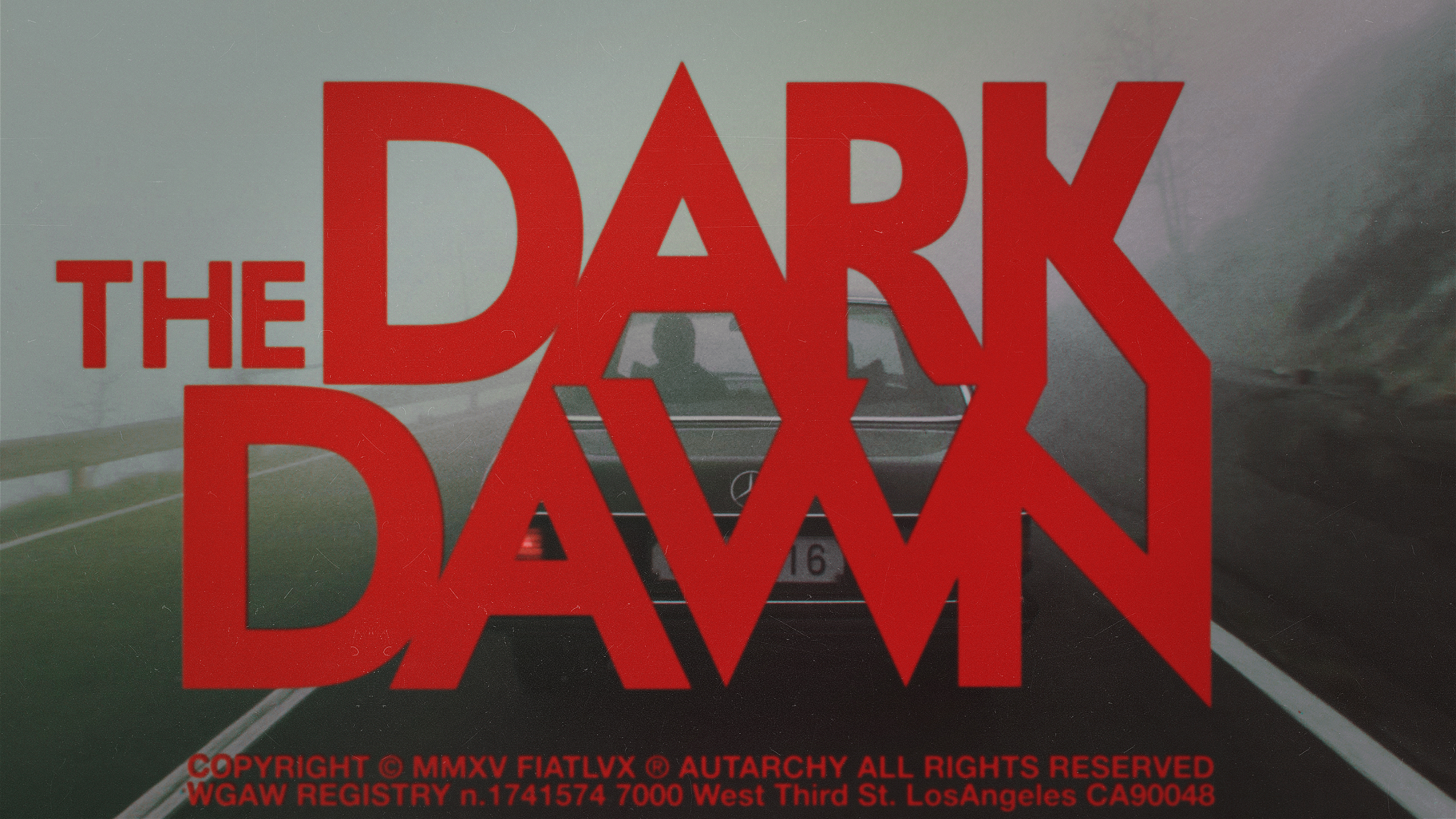 THE DARK DAWN